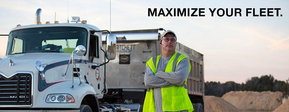 Maximize your fleet - Nextran Truck Centers