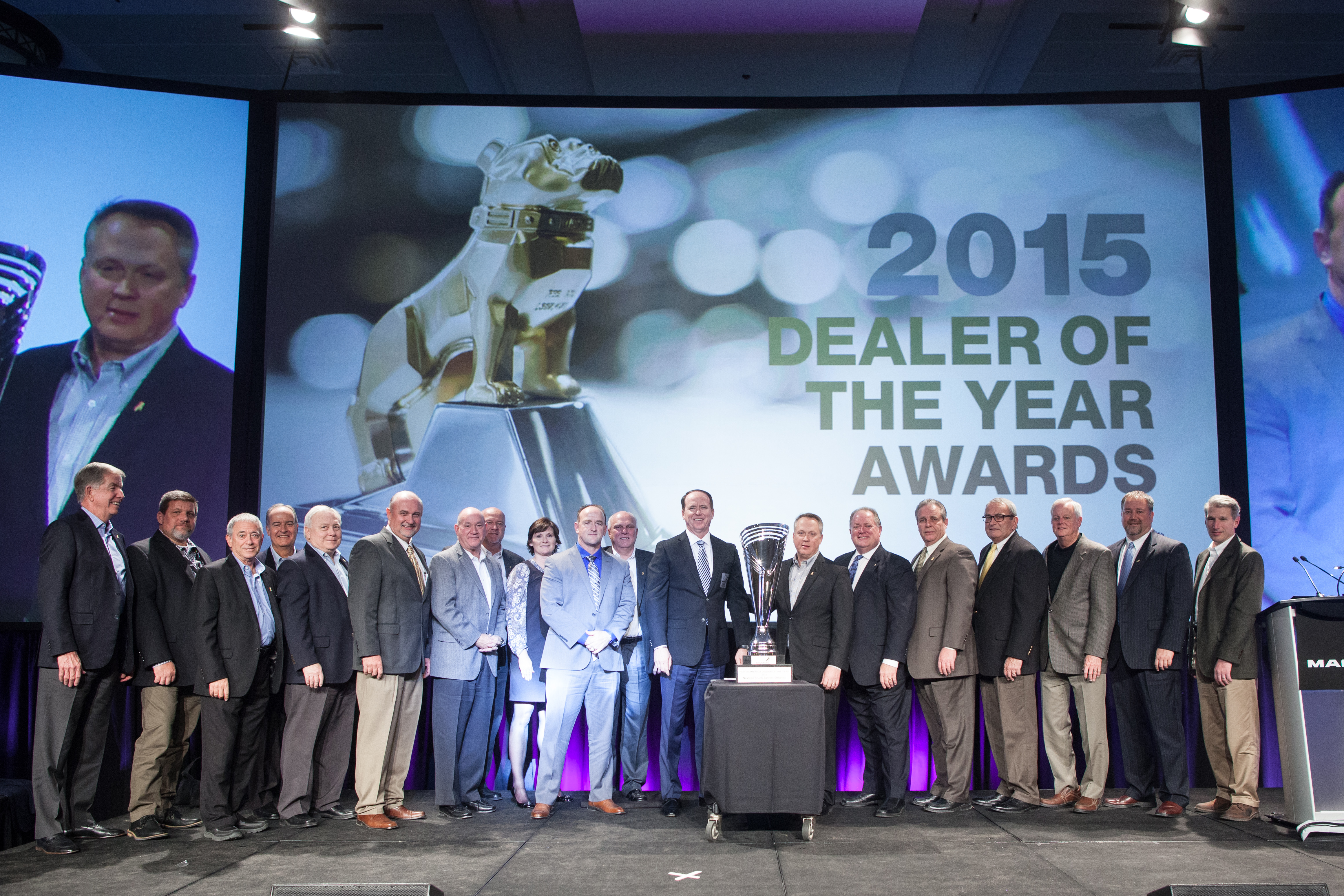 2015 Dealer of the Year Photo