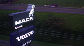Mack Volvo