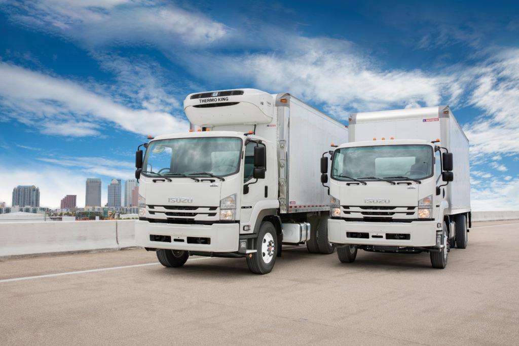Miami Isuzu Truck Dealer FTR