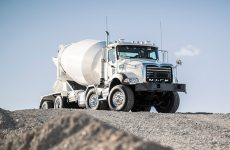 Cement Truck - Granite Big
