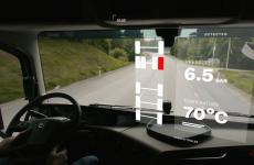 Volvo Trucks New Monitoring System
