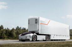 Volvo Vera - Autonomous Electric Semi