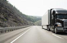 heavy-duty trucks highway