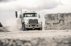 Mack Granite as a Construction Truck