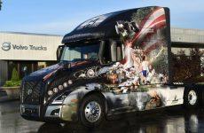 Volvo Trucks Memorial Day VNL 760