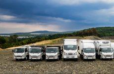 Versatile Isuzu Trucks