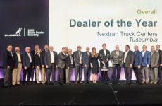 Mack Trucks Names Nextran Truck Centers 2019 Dealer of the Year