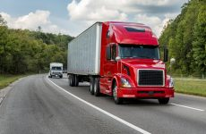 Commercial Trucks using diesel tech make up nearly half the fleets on the road.