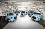 Volvo fleet management system